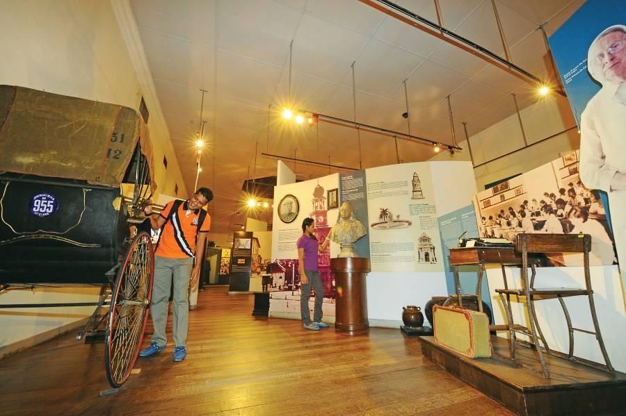 muzium negeri penang atau penang state museum