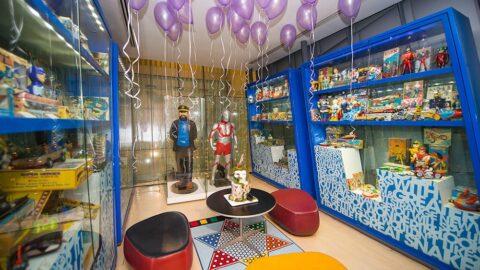 tempat menarik singapura - mint toy museum