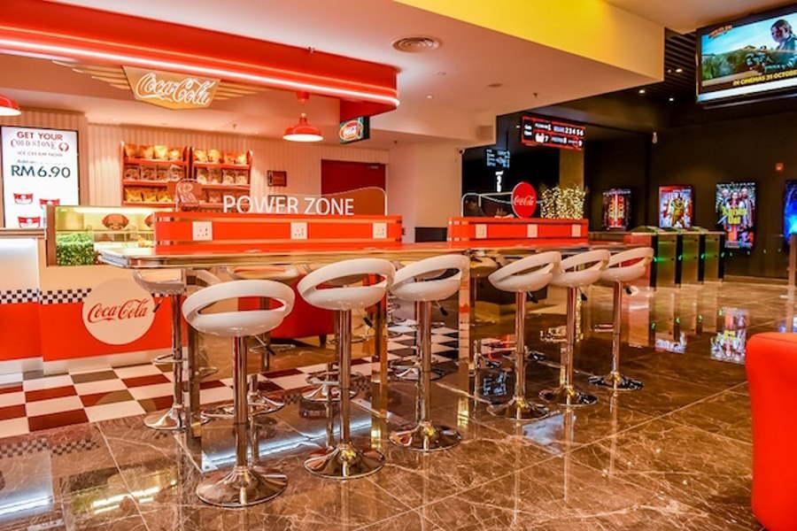 coke cafe jb di toppen mall