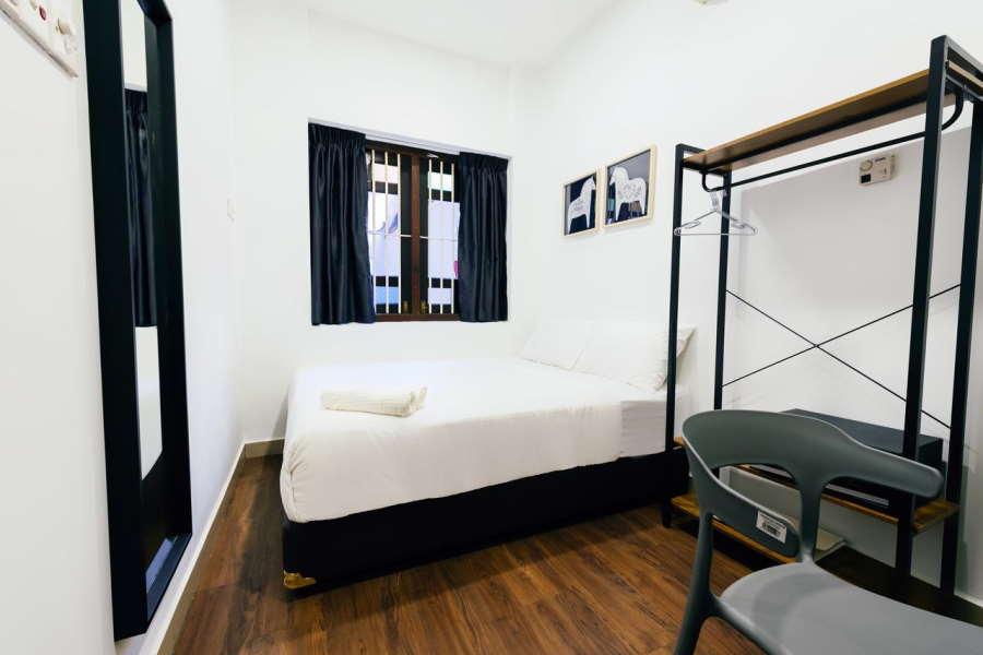 chillbox kl - hotel bajet bagus di bukit bintang kuala lumpur