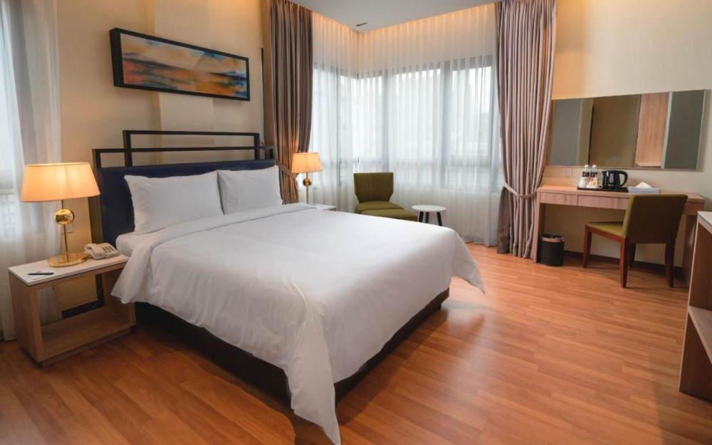 hotel best di jalan tar masjid india - hotel mplace