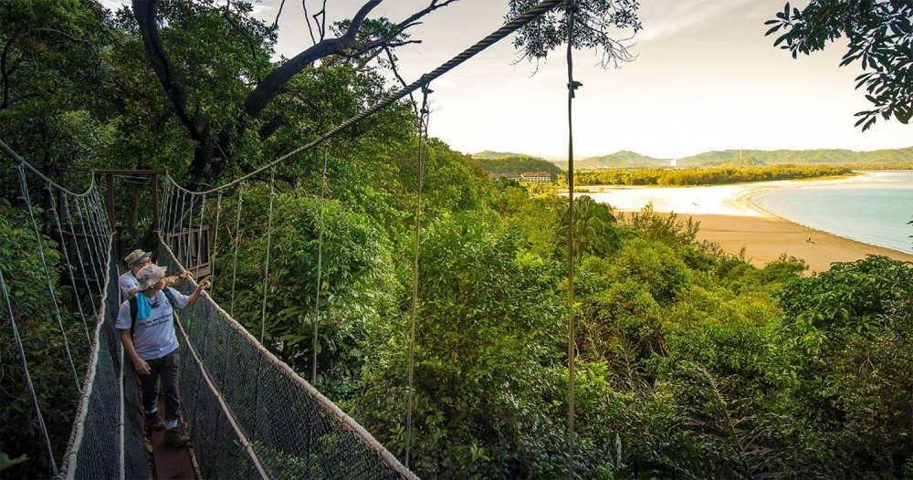 rasa ria sabah canopy walk