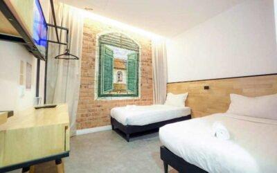 hotel murah dan bajet best di melaka - hotel jw boutique