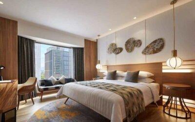 hotel best untuk honeymoon di penang - hotel jen georgetown