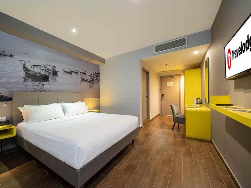 travelodge penang - antara hotel dalam promosi mas