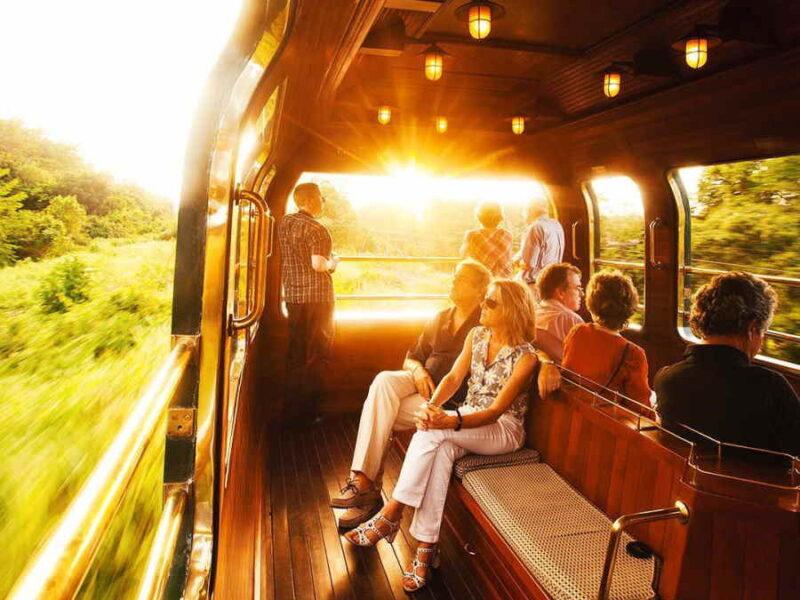 keretapi mewah eastern oriental