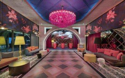 hotel unik viral di kuala lumpur