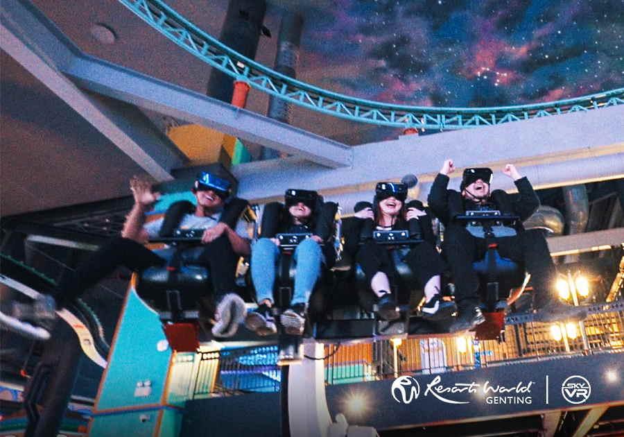 skytropolis ride