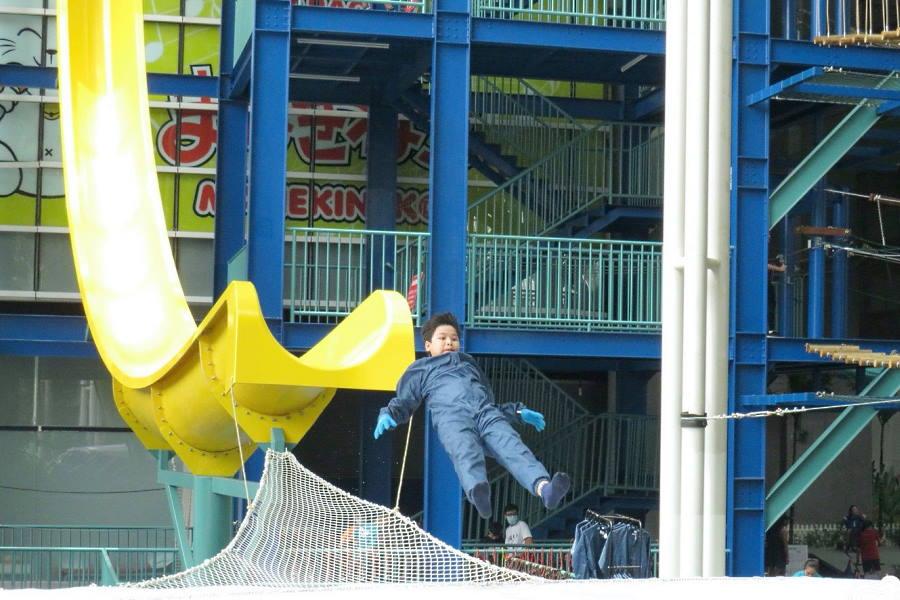 slide escape petaling jaya