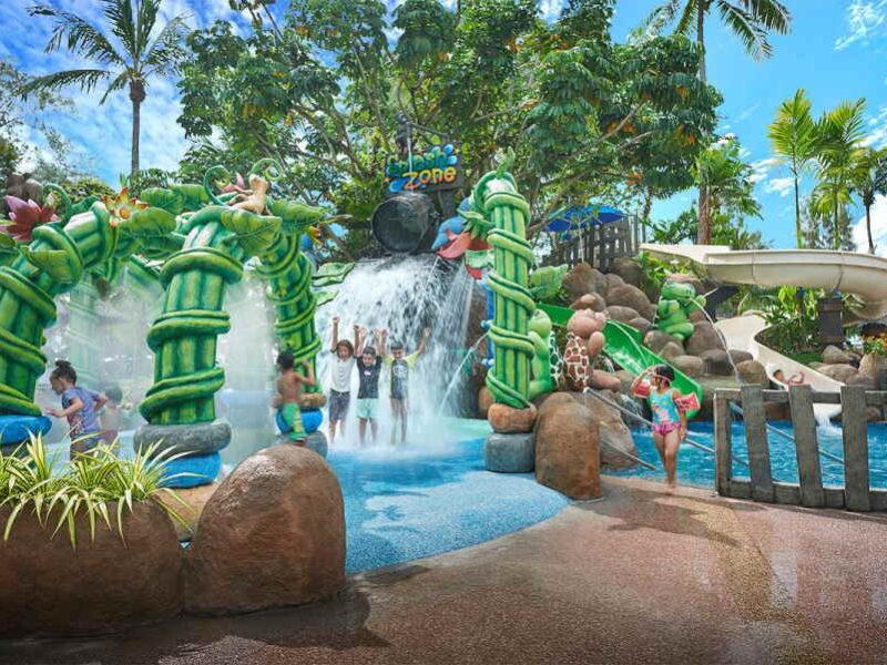 hotel terbaik untuk kanak-kanak penang -- golden sands