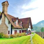 hotel lakehouse cameron highlands yang nampak macam luar negeri atau oversea