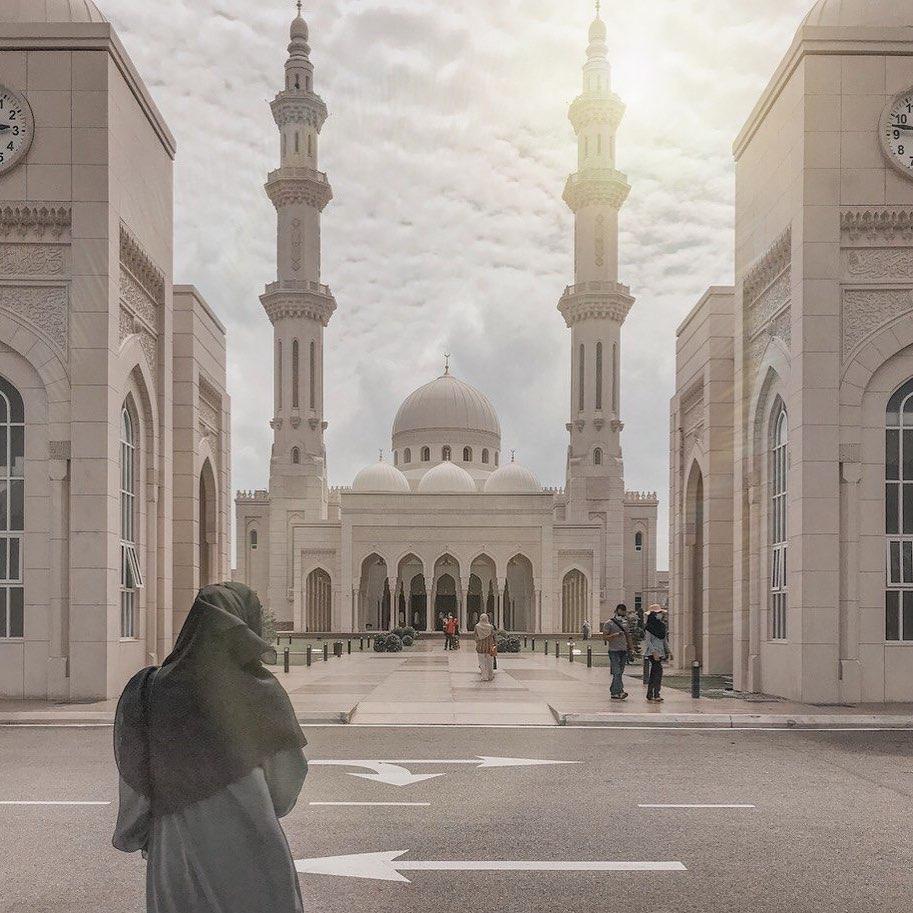 jalan ke masjid sendayan