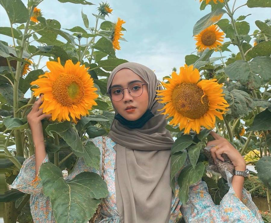 sunflower garden di perak yang macam kat thailand