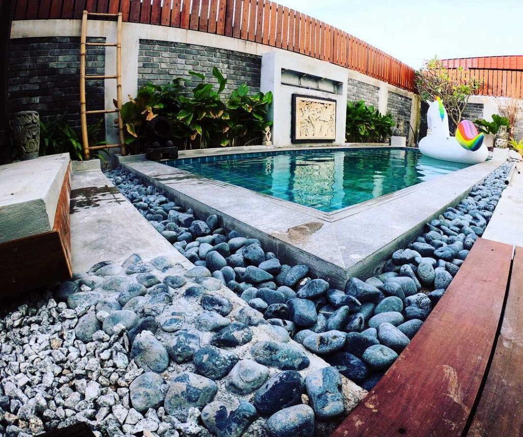 pool villa samaya