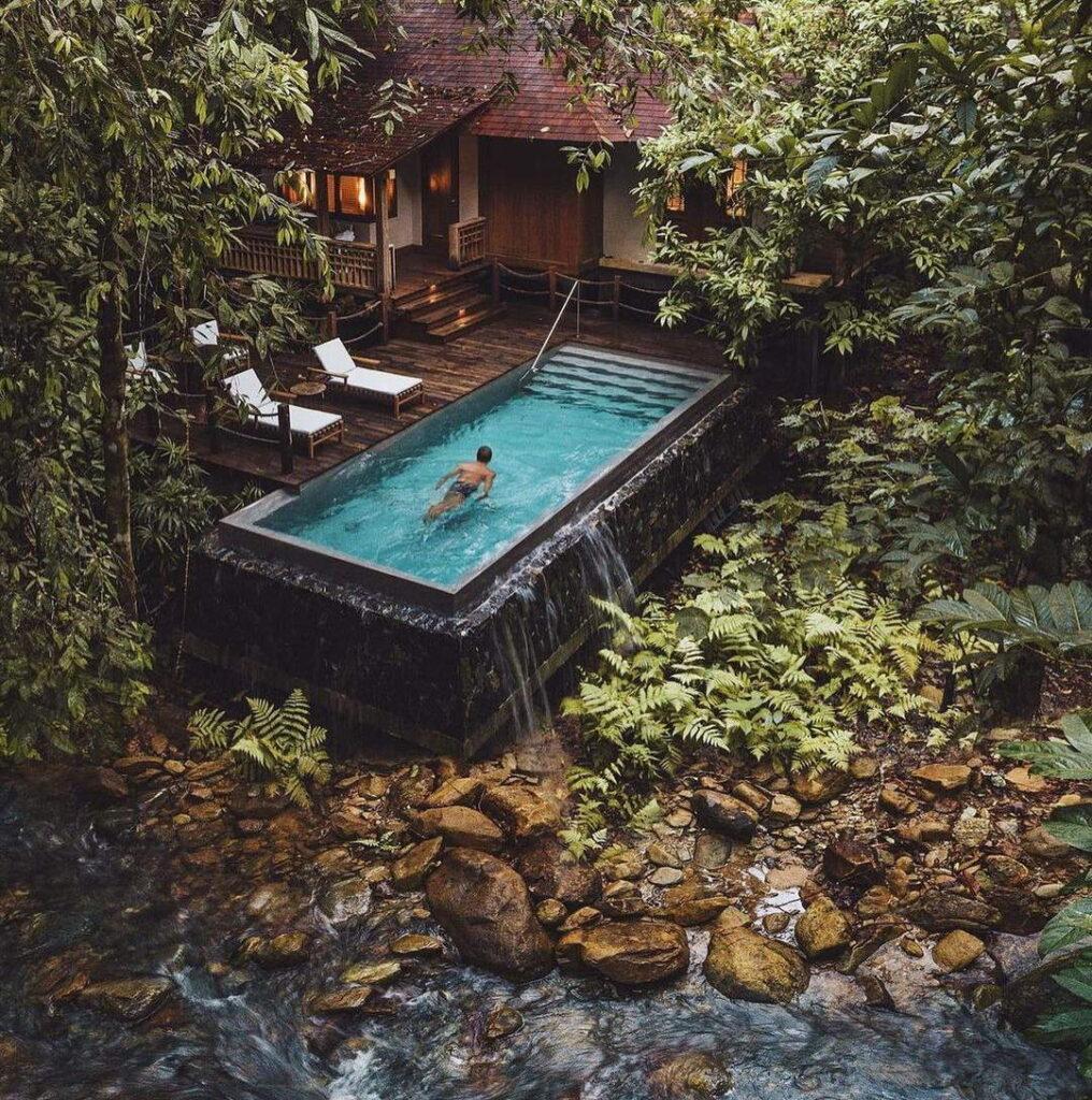 the datai langkawi private pool