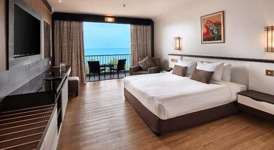 hotel family di tepi pantai penang - bayview resort