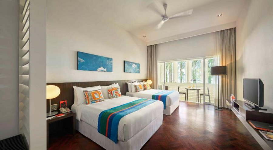 bilik hotel romantik lone pine penang