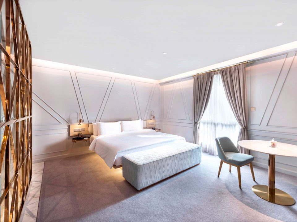 bilik hotel prestie penang yang best untuk honeymoon