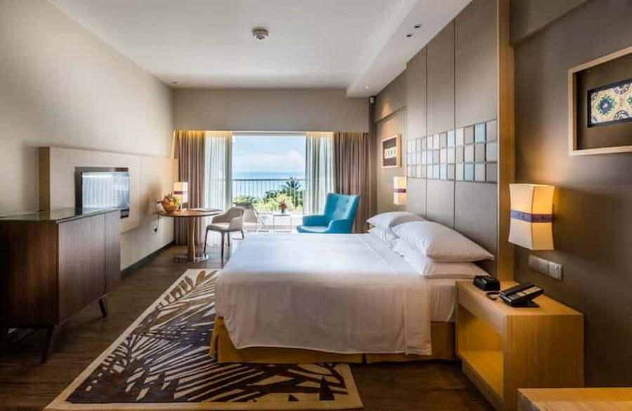 hotel doubletree hilton pulau pinang