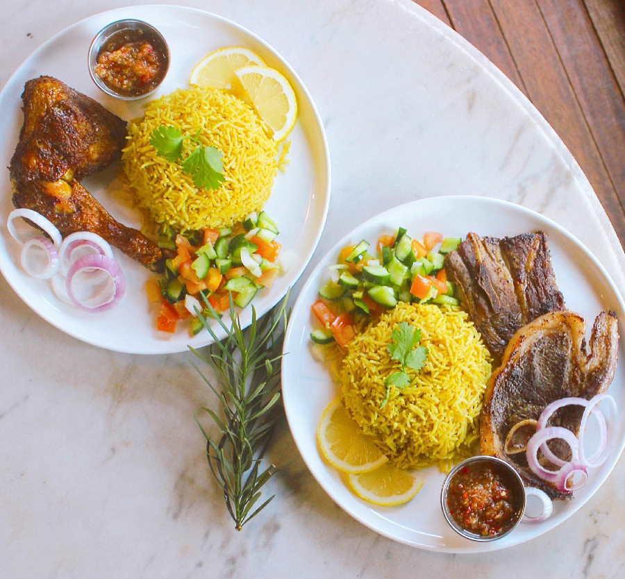 cafe halal georgetown - rumah kacha