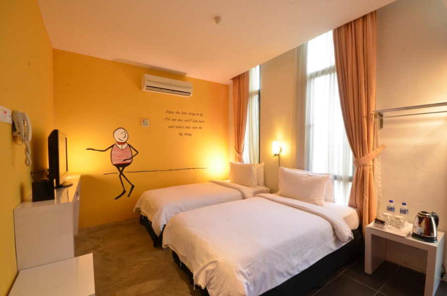 bilik hotel murah zoom inn johor bahru