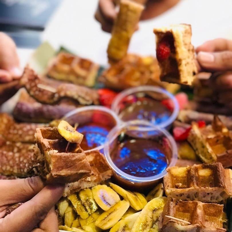 waffle di french factory langkawi