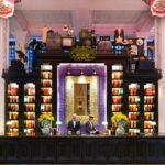penyambut tetamu coupole - hotel terbaik dan ikonik dunia