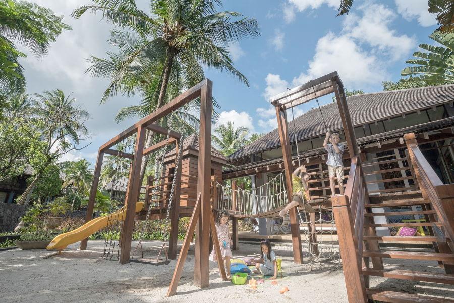 Kids Club di four season adalah antara sebab ia menjadi antara resort terbaik untuk keluarga di Asia